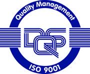 ISO 9001 blue t