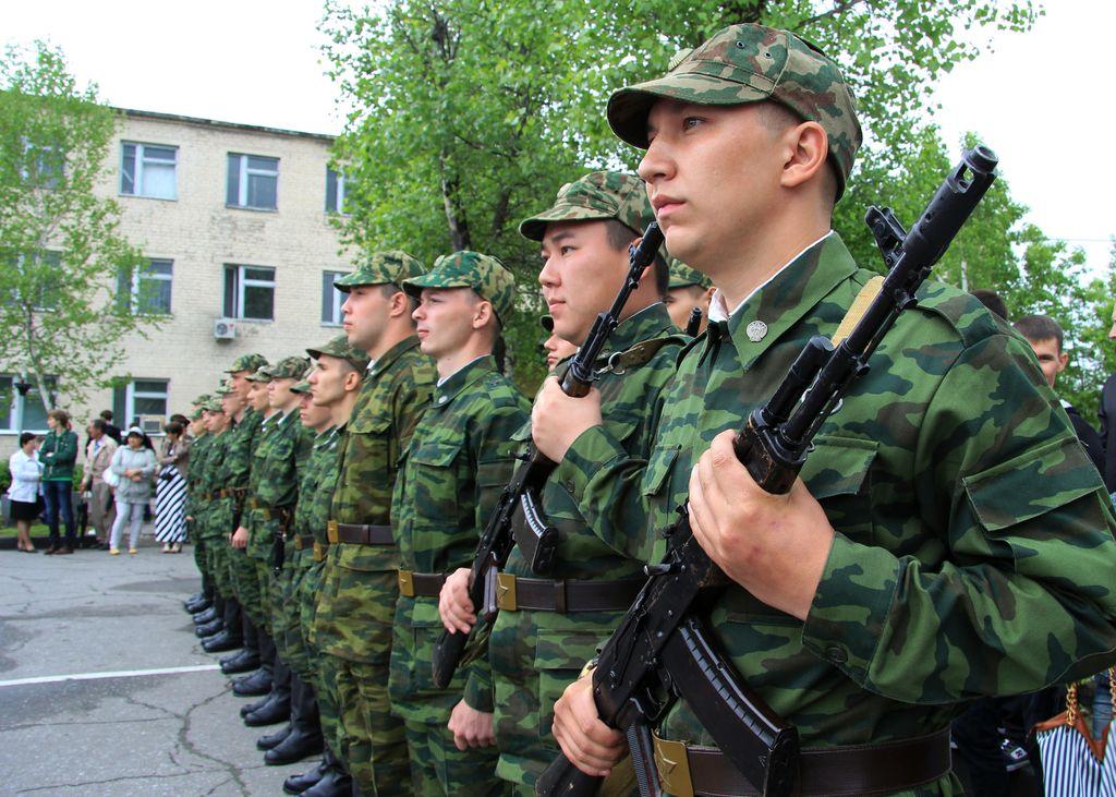 В ЮЗГУ вернут военную кафедру