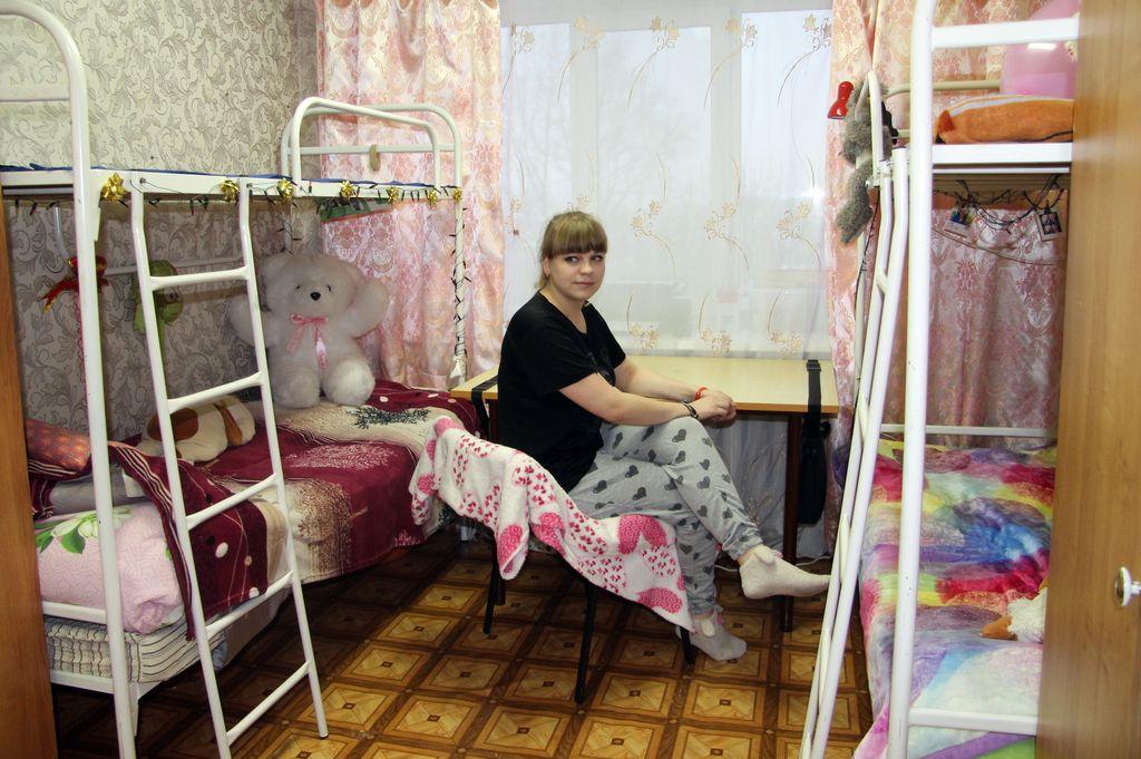 фото общежития двгупс в хабаровске легко моется губкой